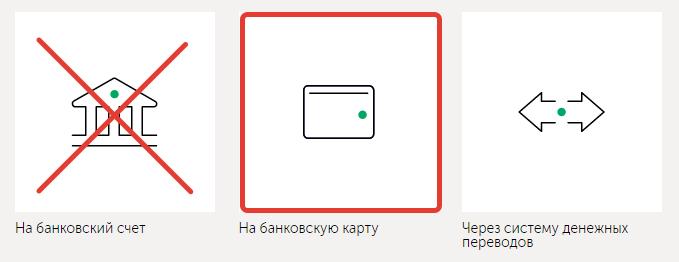 Переводим с Киви-кошелька на пластиковую карту Сбербанка (sberbankin.com)